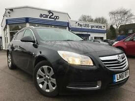 2011 Vauxhall INSIGNIA SE Manual Estate