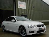 BMW 3 Series 3.0TD 325d M Sport Coupe 2d 2993cc