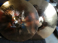 Paiste twenty custom full hi-hat NEW