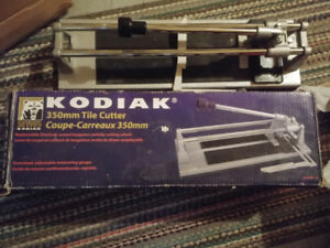 Kodiak Coupe Carreaux Tuile Ceramique! Tile Cutter!