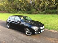 2012 BMW 1 Series 2.0 116d Urban 5dr