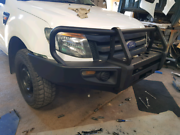 Ford ranger Px Arb winch bullbar Cannington Canning Area Preview