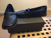 Ladies black shoes from Jones size 40