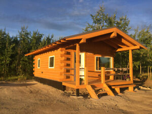 Cabin for rent - 25 minutes from Whitehorse - April 15 to May 31