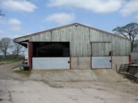 LAND WANTED TO RENT FOR STORAGE SPACE