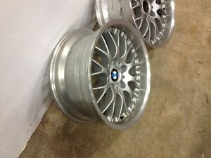 BMW FACTORY RS740 WHEELS ( NEVER USED ) Kitchener / Waterloo Kitchener Area image 2