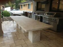 Marble & Travertine Dining Tables, Kitchen Bench Tops Toongabbie Parramatta Area Preview