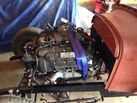 Ford Mustang 4.6 DOHC all aluminum with 5spd