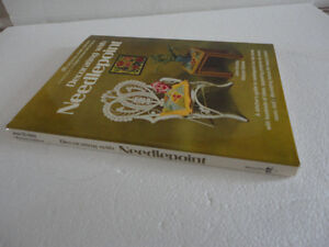 DECORATING WITH NEEDLEPOINT1976 SCOBEY & SABLOW HARDCOVER BOOK London Ontario image 3
