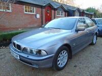 1999 V BMW 5 SERIES 2.8 528I SE 4D AUTO 190 BHP IN LIGHT GREY METALIC