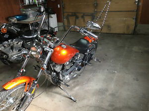 Softail 1HD 1993 1340cc $6500