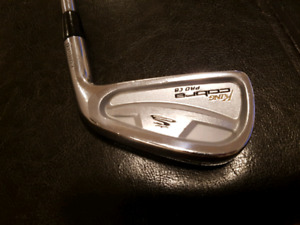 Used 4-pw Forged Cobra Pro CB Irons w/ Project X 5.5