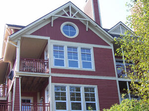 Tremblant condo holiday rental / Available for Ironman