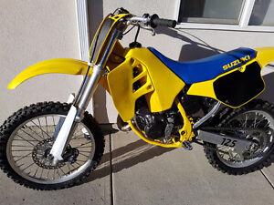 1991 Suzuki RM125