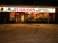 For Sale-Successful Liquor Store in Camrose