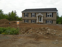 New Construction Prestige Split Entry Home