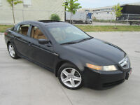 2004 Acura TL, Automatic, Up to 4 years warranty. Certified.