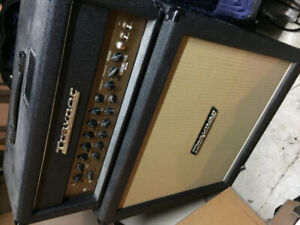 Traynor Custom Special 50 Head and Cab