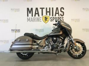 2018 Indian CHIEFTAIN LIMITED / 90$/sem