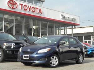 2009 Toyota Matrix 4DR Hatchback
