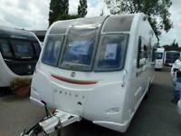 2016 Bailey Unicorn Madrid - 3 berth touring caravan