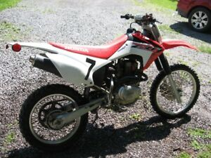 2015 Honda cfr150f
