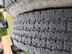 235/85r16 tires