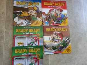 Brady Brady books early readers - NEW LOWER PRICE