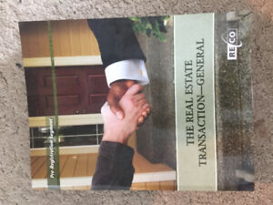 The Real estate transaction General book