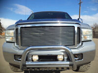 LIFTED---2006 Ford F-350 LARIAT-DVD-HDTV-NAVI-SUNROOF-LEATHER