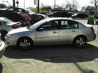2005 Saturn ION Uplevel2 Sedan LOW KM