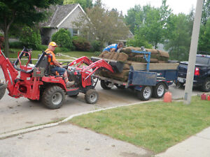 Landscaping and Excavation Services Available Kitchener / Waterloo Kitchener Area image 4