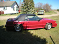 For Sale- 1988 Mustang GT convertible