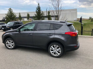 2013 RAV4 Limited AWD. Car is accident free, original owner.