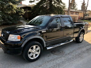2007 Ford F-150 SuperCrew LEATHER FX4 Pickup Truck