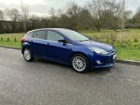 Ford Focus ZETEC 5-Door PETROL MANUAL 2014/64