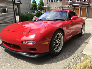 1992 Mazda RX-7 350whp