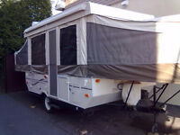 tente roulotte rockwood freedom 2318g 2007