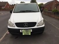 vito vans for sale yorkshire