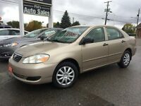 2007 Toyota Corolla CE // AUTOMATIC // FOR ONLY $6 995
