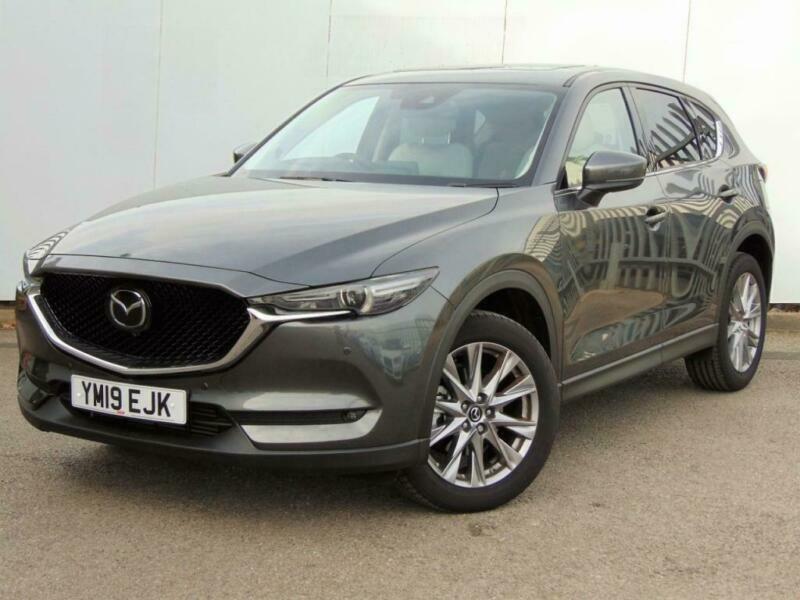2019 Mazda Cx 5 2.2d [184] Sport Nav 5dr Auto AWD [Safety