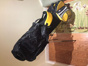 U.S Kids Right Handed Golf Clubs (63-43) Cambridge Kitchener Area image 2