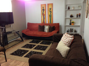 1 Bd- Fully Furnished Apartment- All Utili, WIFi Included Parkin