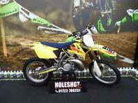 Suzuki RM 250 Motocross bike Very clean example