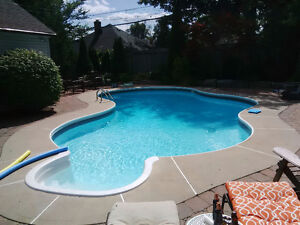 FREE pool closing with Safety Cover Installation