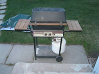Spacemaker Propane BBQ