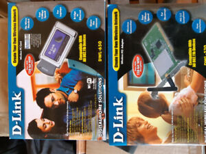 D-Link DWL 520 wireless network