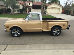 1971 CHEV CHEYENNE S/B RESTORED-REDUCED TO SELL