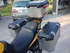 Luggage for Adventure bikes