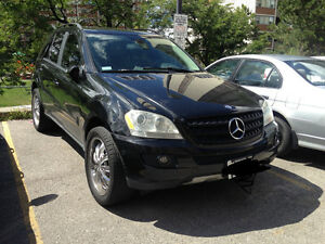 2006 Mercedes-Benz 300-Series ML350 SUV, Crossover